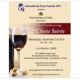 The Embassy of Chile Wine & Cheese Soirée