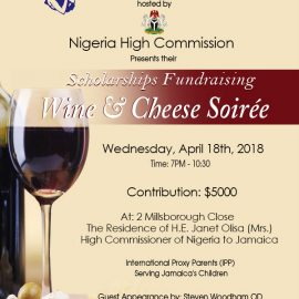 Wine & Cheese Soirée Sponsors