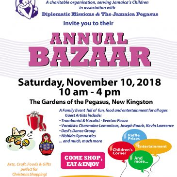 2018 International Bazaar